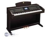 Vends Piano numérique Yamaha Clavinova CVP 303 finition acajou en parfait état