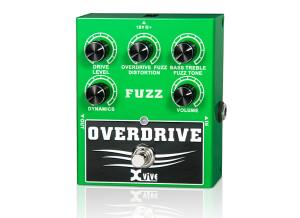 Xvive W2 Overdrive Fuzz