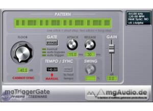 mgAudio mgTriggerGate [Freeware]