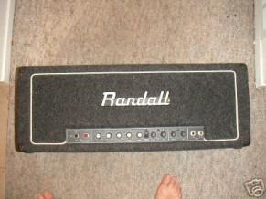 Randall RG 100 ES