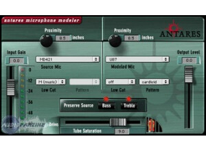 Antares Audio Technology Microphone Modeler