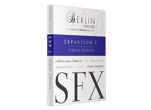 Orchestral Tools Berlin Strings Expansion E - SFX