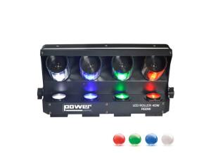 Power Lighting LED Roller 40W RGBW