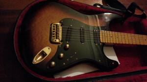 Fenix by Young Chang super strat HHH