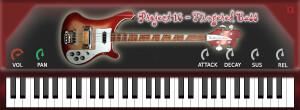 BIGcat Instruments Project 16 Fingered Bass