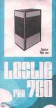 Leslie 760
