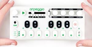 Tangible Instruments Arpeggio