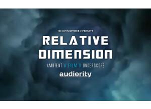 Audiority Relative Dimension