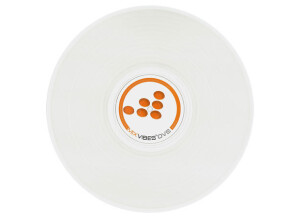 Mixvibes Vinyle Transparent