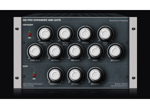 Studio Toolz SSi Pro Expander and Gate