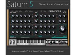 Studio Toolz Saturn 5