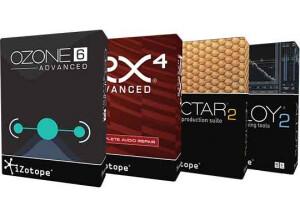 iZotope Studio & Repair w/ Ozone 6 Advanced and RX4 Advanced
