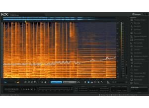 iZotope RX 5 Audio Editor