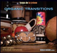 Loops de la Crème Organic Transitions