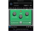 Brainworx bx_greenscreamer - Simulation effet Guitare - Plugin Alliance - Transfert de licence