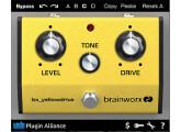 Brainworx bx_yellowdrive - Simulation effet Guitare - Plugin Alliance - Transfert de licence