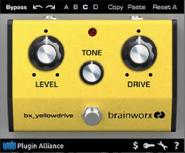 Brainworx bx_yellowdrive