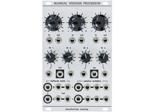 Manhattan Analog Manual Voltage Processor