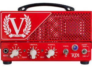 Victory Amps RD1 Rob Chapman Signature