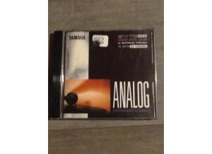 Yamaha VC 5501W Analog synthesizer sound 1 SY55