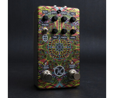 Keeley Electronics Jimi Hazel Echo Phase