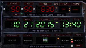 TevioSound Back to the Future Delay