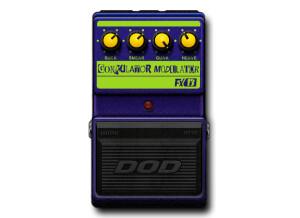 DigiTech iStomp DOD FX13 Gonkulator Modulator