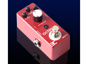 EX Amp TC-01 Octaver