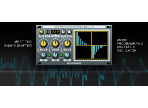 Amazing Machines AM102 Programmable Wavetable Oscillator