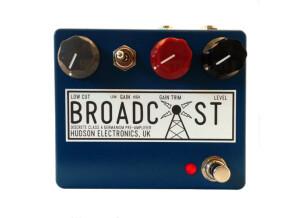 Hudson Electronics UK Broadcast