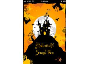3ight Halloween Sound Box