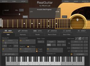 MusicLab RealGuitar 4