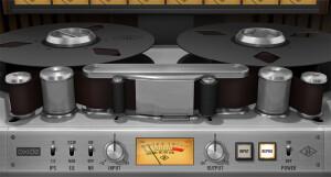 Universal Audio Oxide Tape Recorder