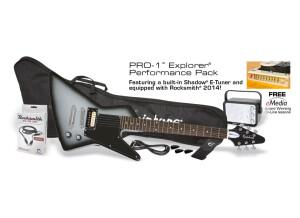 Epiphone PRO-1 Explorer Performance Pack