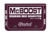 Radial releases McBoost mic signal booster