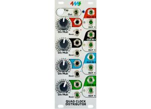 4MS Pedals Quad Clock Distributor (QCD)
