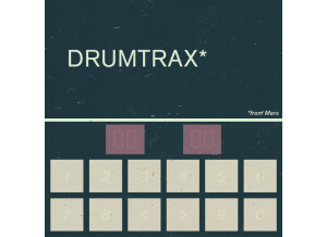 Samples From Mars Drumtrax From Mars