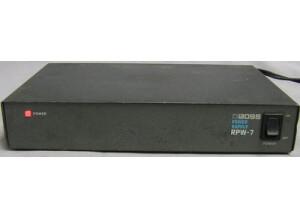 Boss RPW-7 Power Supply