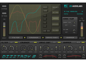 Z3 Audiolabs Dizztroy 2