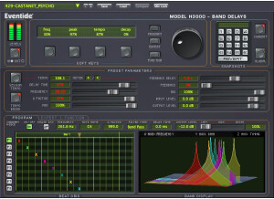 Eventide H3000 Band Delays