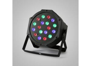 DiVerSe PAR Stage Light RGB 18X3W LED