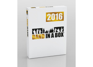 PG Music Band In A Box 2016