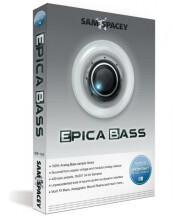 Time+Space Sam Spacey Epica Bass