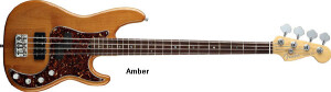 Fender American Deluxe Precision Bass [2002-2003]