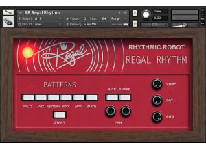 Rhythmic Robot Regal Rhythm