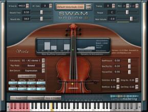 Audio Modeling The Viola