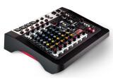 Nouvelles consoles Allen & Heath ZED