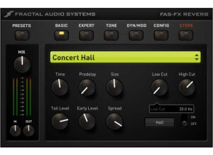 Fractal Audio Systems FAS-FX