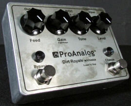 ProAnalog Dirt Royale with Cheeze