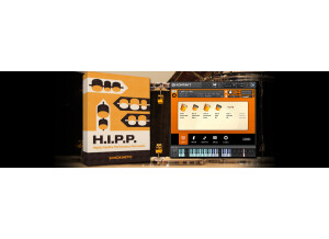 Sonokinetic H.I.P.P. Highly Intuitive Performance Percussion